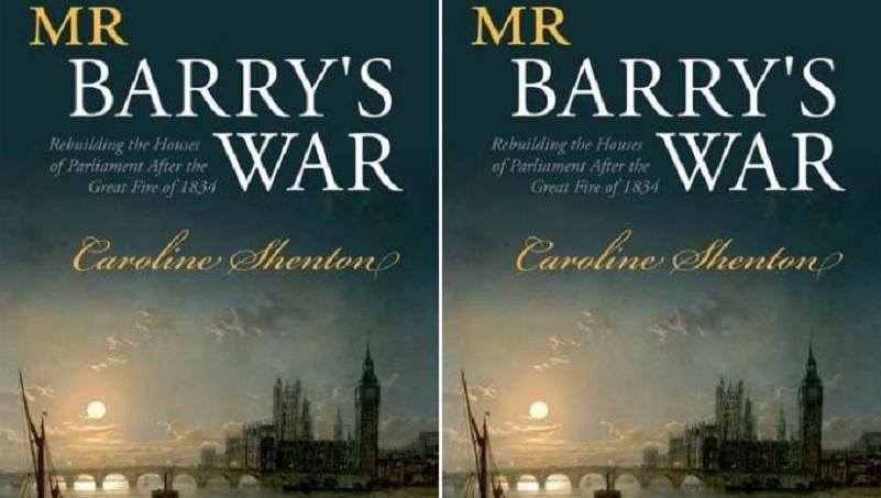 Mr Barry's War picture