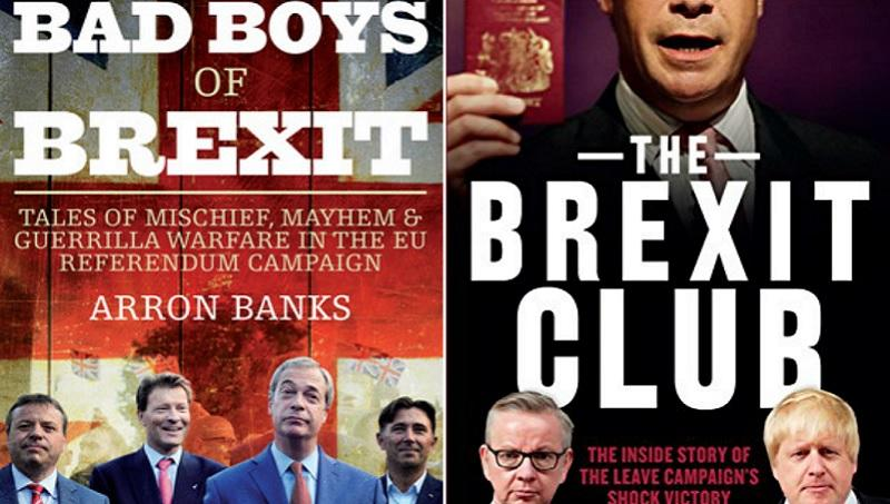 Book review: The Bad Boys of Brexit & The Brexit Club
