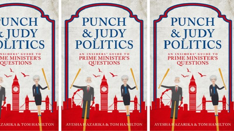 Punch And Judy Politics - cover
